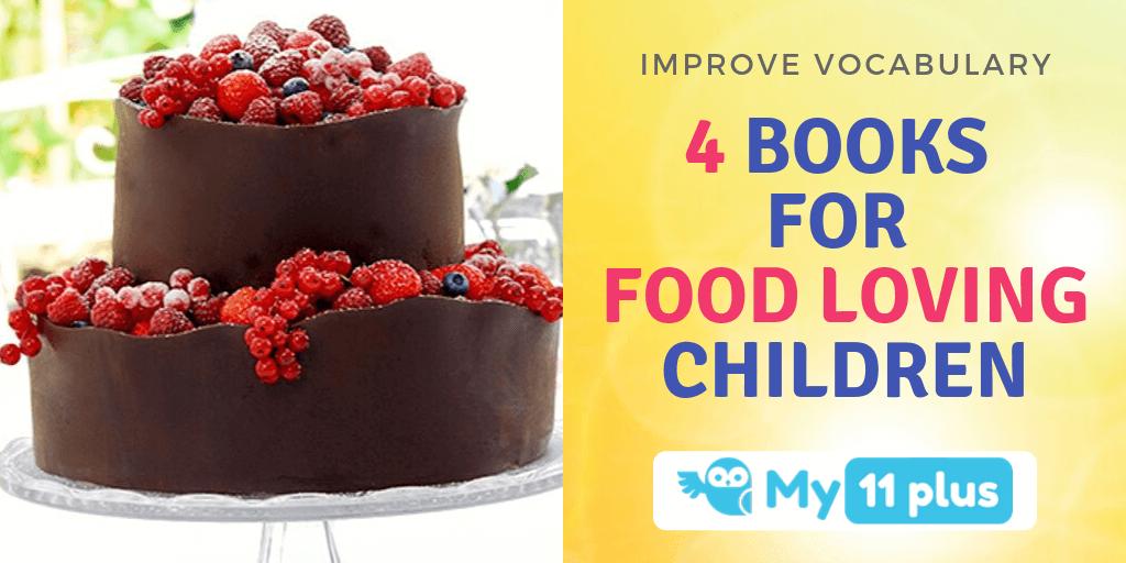 4 Books For Food Loving Children