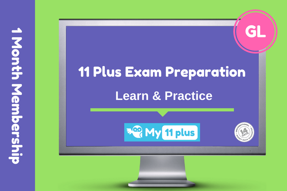 11 Plus GL exam Preparation courses