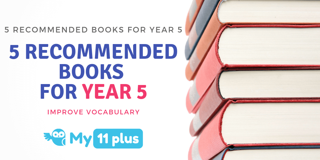 5 Recommended Books For Year 5