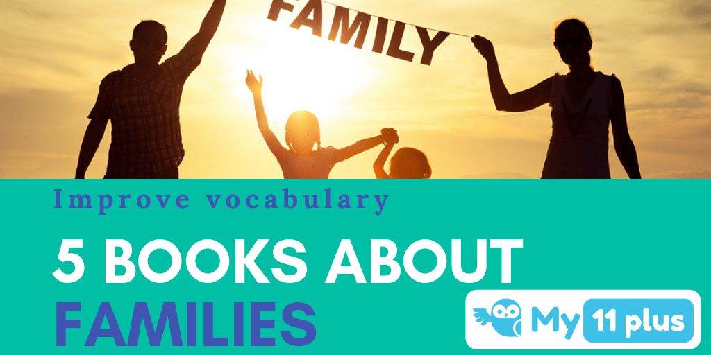 5 Books About Families