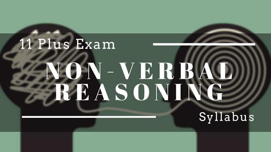 11 plus free mock exam papers non verbal reasoning
