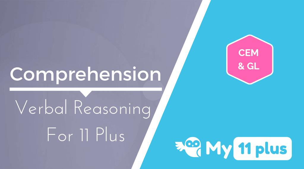 Best Courses For 11 Plus Exam Verbal Reasoning Comprehension