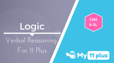 Best courses for 11 Plus exam Verbal Reasoning Logic