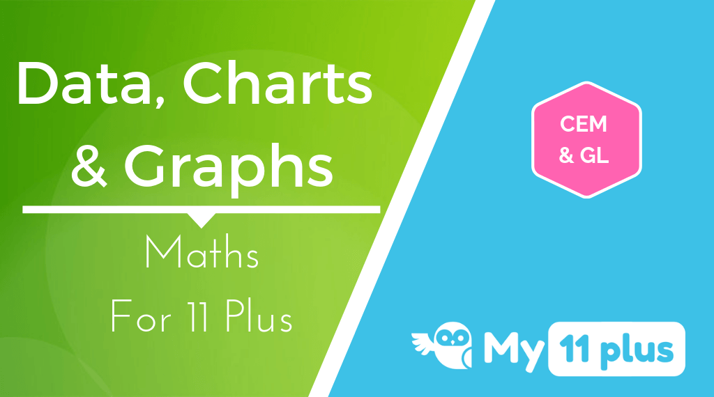 Maths – Data, Charts & Graphs For 11 Plus
