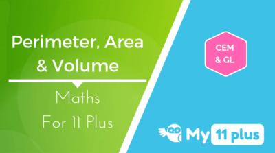 Best courses for 11 Plus exam Maths Perimeter