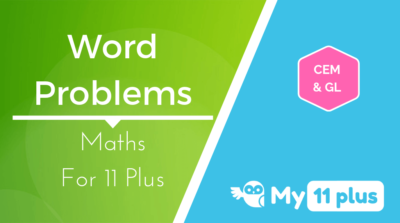 Best courses for 11 Plus exam Maths Word Problems