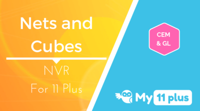 Best courses for 11 Plus exam NVR Nets Cubes