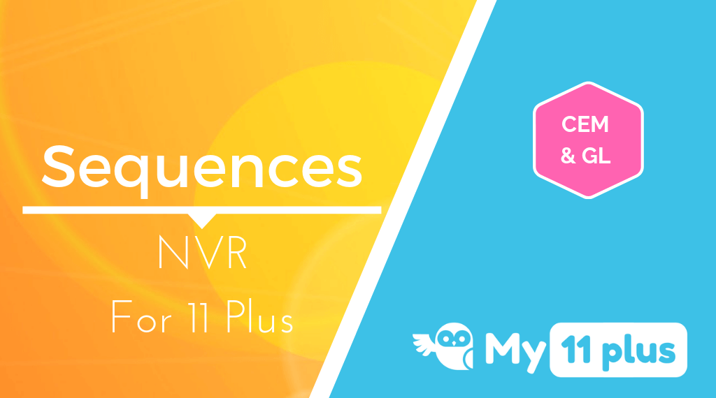 NVR – Sequences For 11 Plus