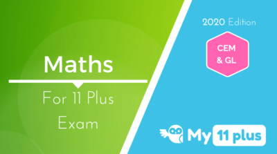 Maths Course for 11 plus Exam