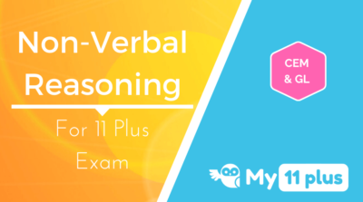 NVR Non-Verbal Reasoning Course for 11 plus Exam