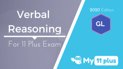 Verbal reasoning VR for 11 Plus exam