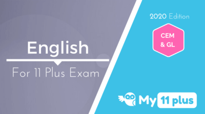 english 11 plus exam