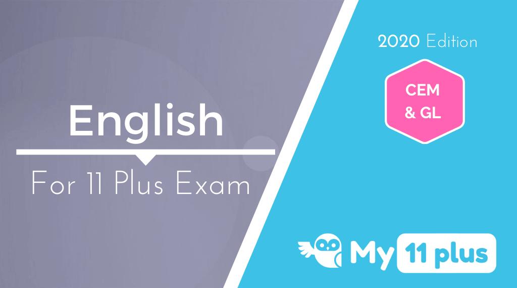 English 11 Plus Exam